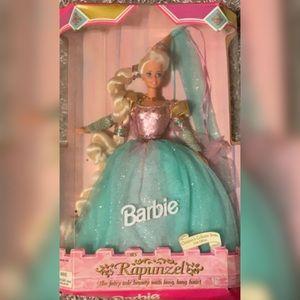 Rapunzel Barbie